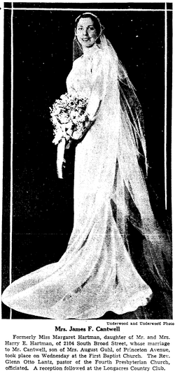 Margaret Hannah <I>Hartman</I> Komarek