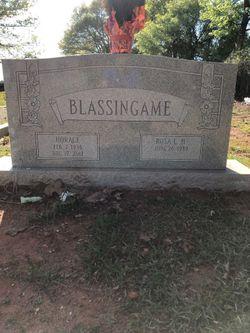 Horace Blassingame