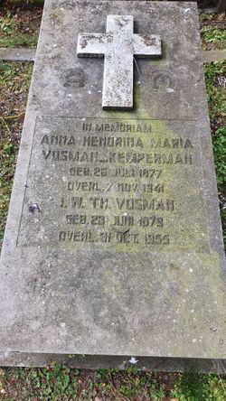 Johannes Wilhelmus Theodorus Vosman