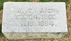 "Augusta Sophia ""Gusta"" <I>Price</I> Aberg"