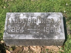 Lucy Lee <I>Black</I> Durham