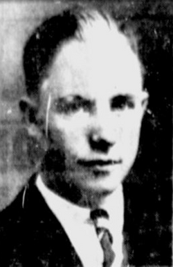 Pvt Clayton A. Beedy