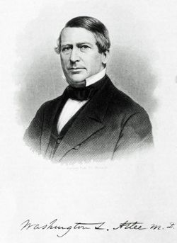 Dr Washington Lemuel Atlee