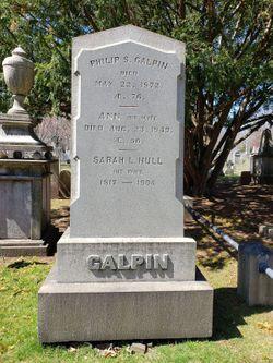 Philip S Galpin