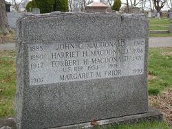 Harriet H. <I>Hart</I> MacDonald