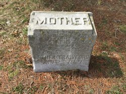 Esther Ann <I>Whitney</I> Crawford