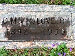 David McClellan Lovejoy
