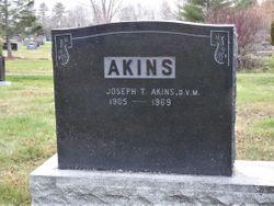 Joseph Thomas Akins