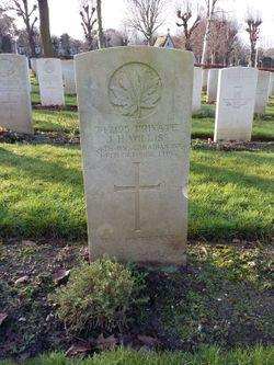 Pvt John Henry Willis