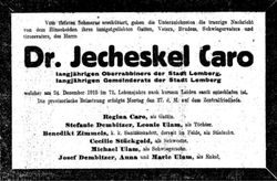 Jecheskel Caro