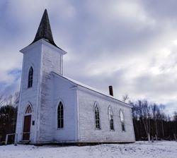 Goat Island Baptist Church Cemetery
