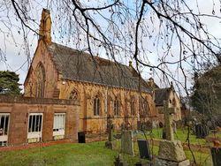 Westwood Churchyard