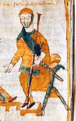 Pepin Carolingian of Italy
