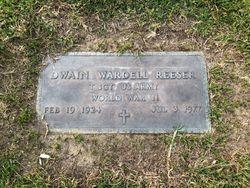 Dwain Wardell Reeser
