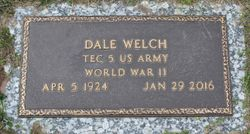 Dale Welch