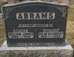William James Abrams