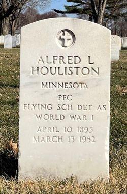 Alfred L Houliston