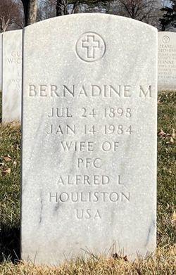 Bernadine Houliston