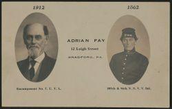 Adrian Foote Fay