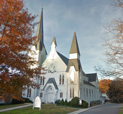 Bedford Presbyterian Church Columbarium