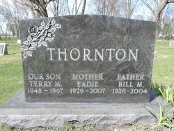 "Terrance M ""Terry"" Thornton"