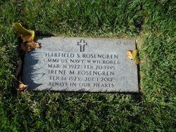 Harfield Sydney Rosengren