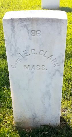 Corp Eben G. Clark