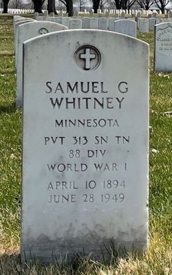 Samuel G Whitney