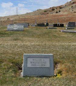 William A Whetstone
