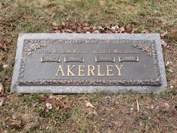 Bessie Eugenia <I>MacQuarrie</I> Akerley