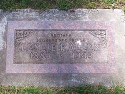 Leslie Ferris Allen