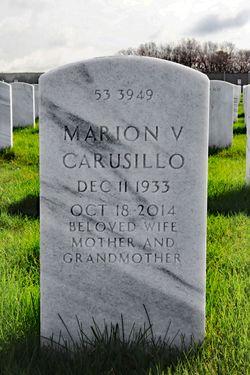Marion V Carusillo