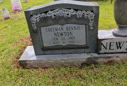 Coleman Bennie Newton