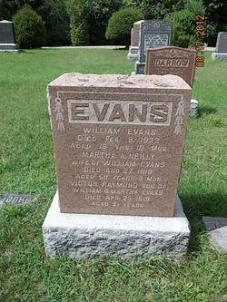 Victor Raymond Evans