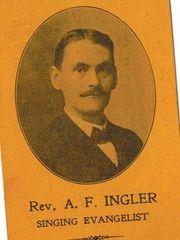 Rev Arthur F. Ingler