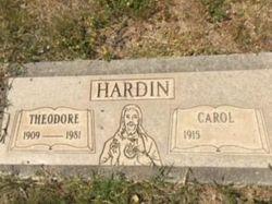 Theodore Martin Hardin