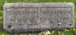 Lena W <I>Stiles</I> Panton