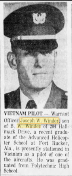 Joseph Winder