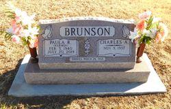 Paula Ruth <I>Harmon</I> Brunson