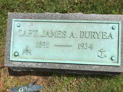 Capt James A Duryea