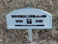 Lula Powell Mims (1943-2021) - Find A Grave Memorial