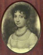 Friederica Wilhelmine <I>Waldeck</I> Gauss