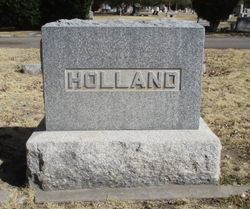 """Emily Elizabeth """"Bettie"""" <I>Connell</I> Holland"""