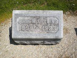 John Wesley Dollins