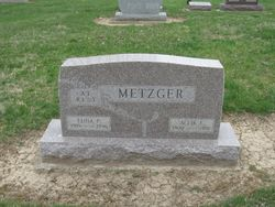 Edna Pauline <I>Getz</I> Metzger