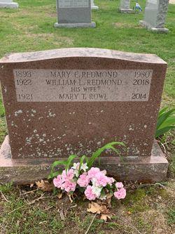 Mary Therese <I>Rowe</I> Redmond
