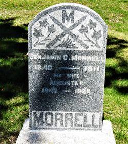 Benjamin C Morrell