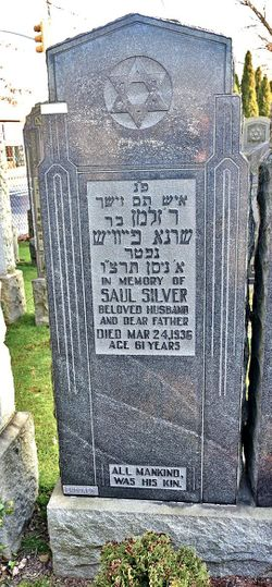 Saul Silver