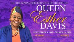 "Esther Lois ""Msetta"" <I>Glover</I> Davis"