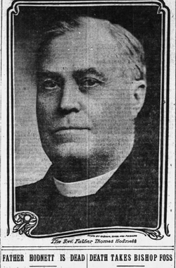 Rev Fr Thomas Pope Hodnett